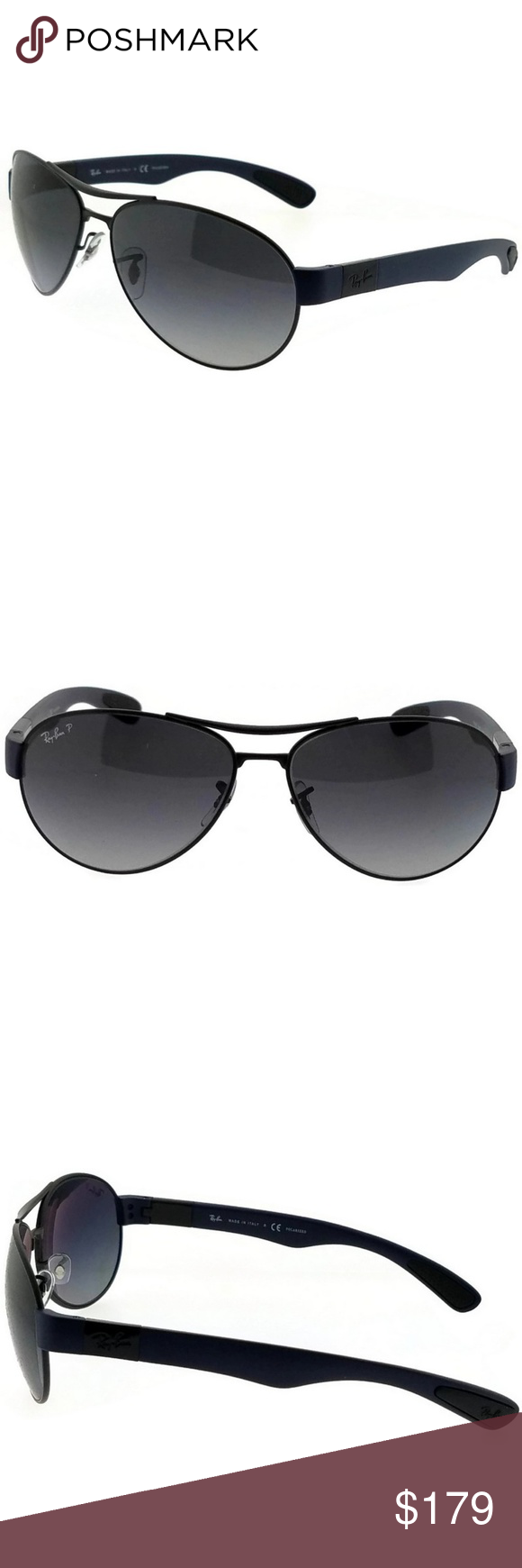 4e24c2aef7 RB3509-006T3-63 RAY BAN SUNGLASSES New gorgeous authentic Ray-Ban RB3509-