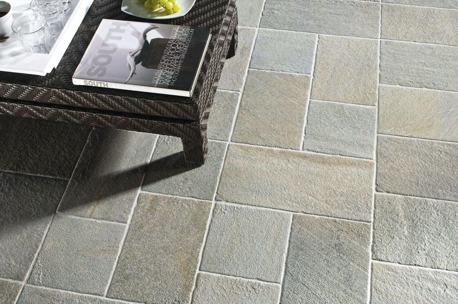 pavimenti per esterni gres porcellanato - Cerca con Google | Idee ...