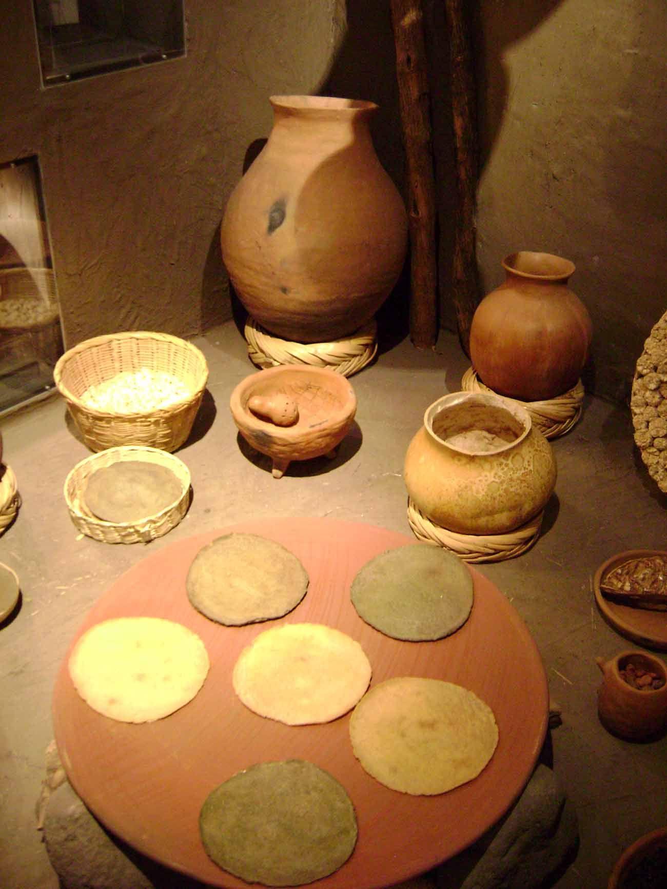Cocina Prehispanica Comida Mexicana Comida Molcajetes