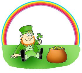 st-patricks-day-clipart-leprechaun-rainbow.jpg | St. Patrick's Day ...