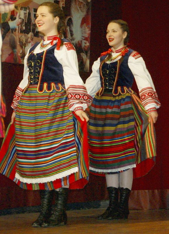 bdcf8b3118d438 Polish Folk Costumes / Polskie stroje ludowe : Photo   Podlasie na ...