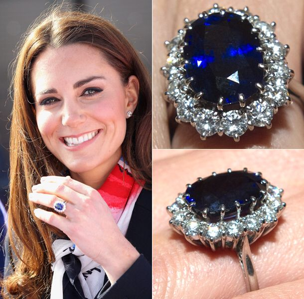 Top 10 Non Diamond Engagement Ring Types For A More Unique Proposal Pouted Com Princess Diana Engagement Ring Kate Engagement Ring Diana Engagement Ring