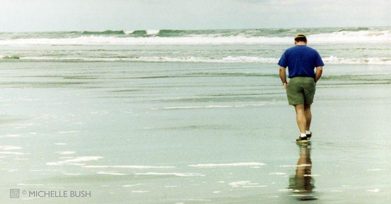 """""""Solitude"""" - © Michelle Bush (film photograph)"""
