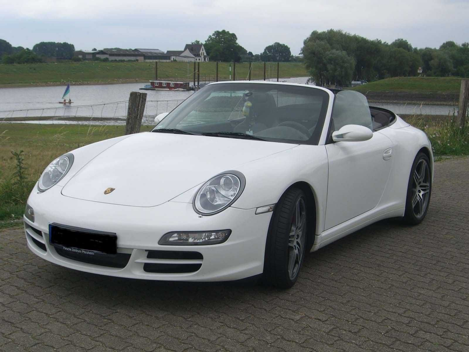 Decorar Pared Porche Porsche 997 Carrera 4s Cabrio Weiß Check More At Https