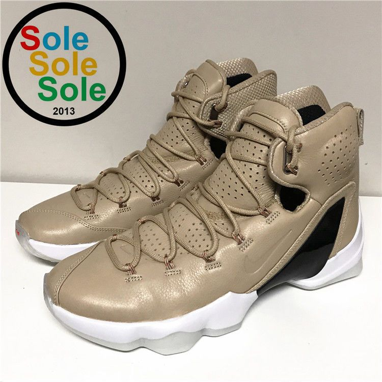 6f782abce1e19 Nike Lebron 13 XIII Elite LB Linen 876805 299 Size 10  fashion  clothing   shoes  accessories  mensshoes  athleticshoes (ebay link)