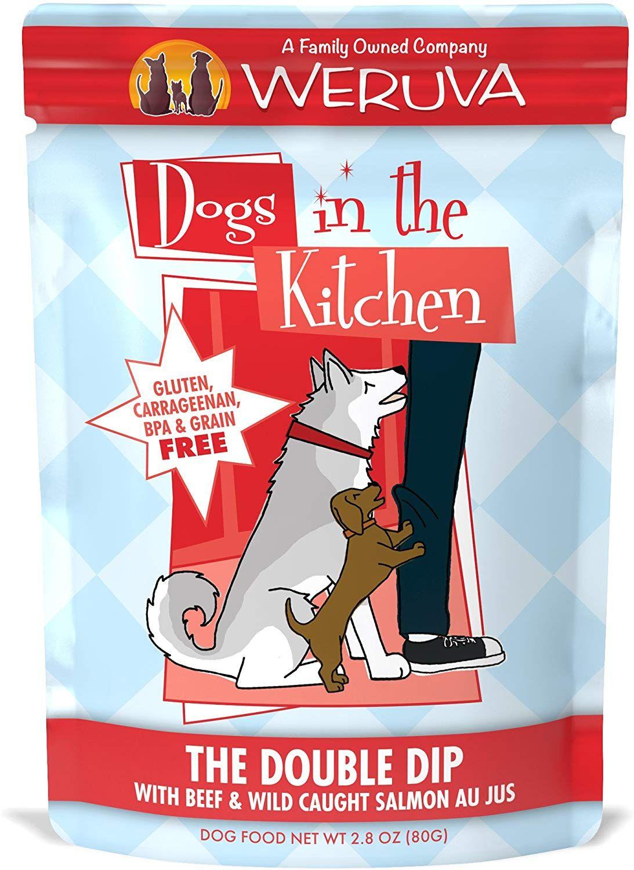 Weruva Dogs in The Kitchen GrainFree Wet Dog Food Cans