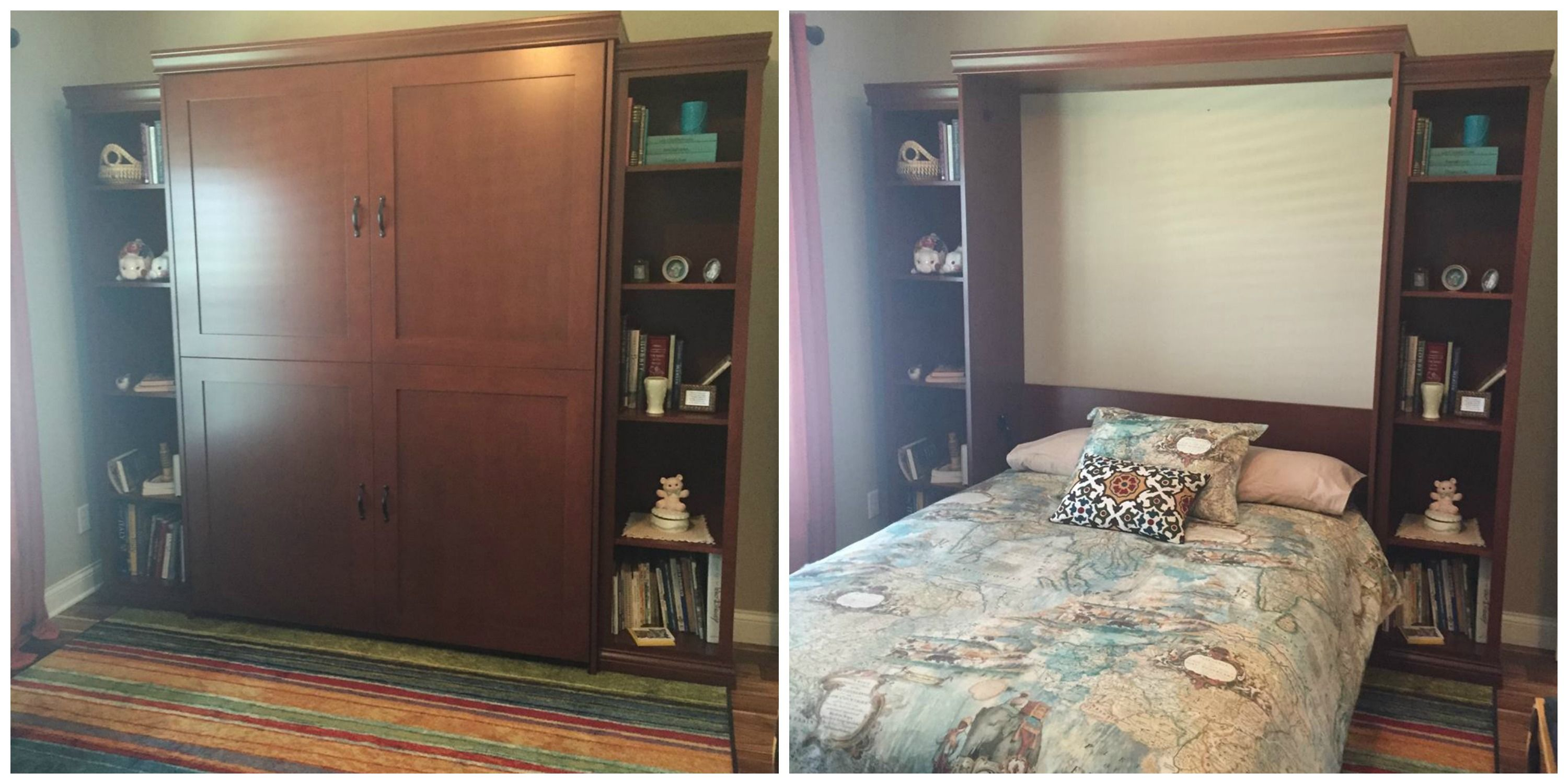 Our customer from Centerville, Ohio chose the BedderWay