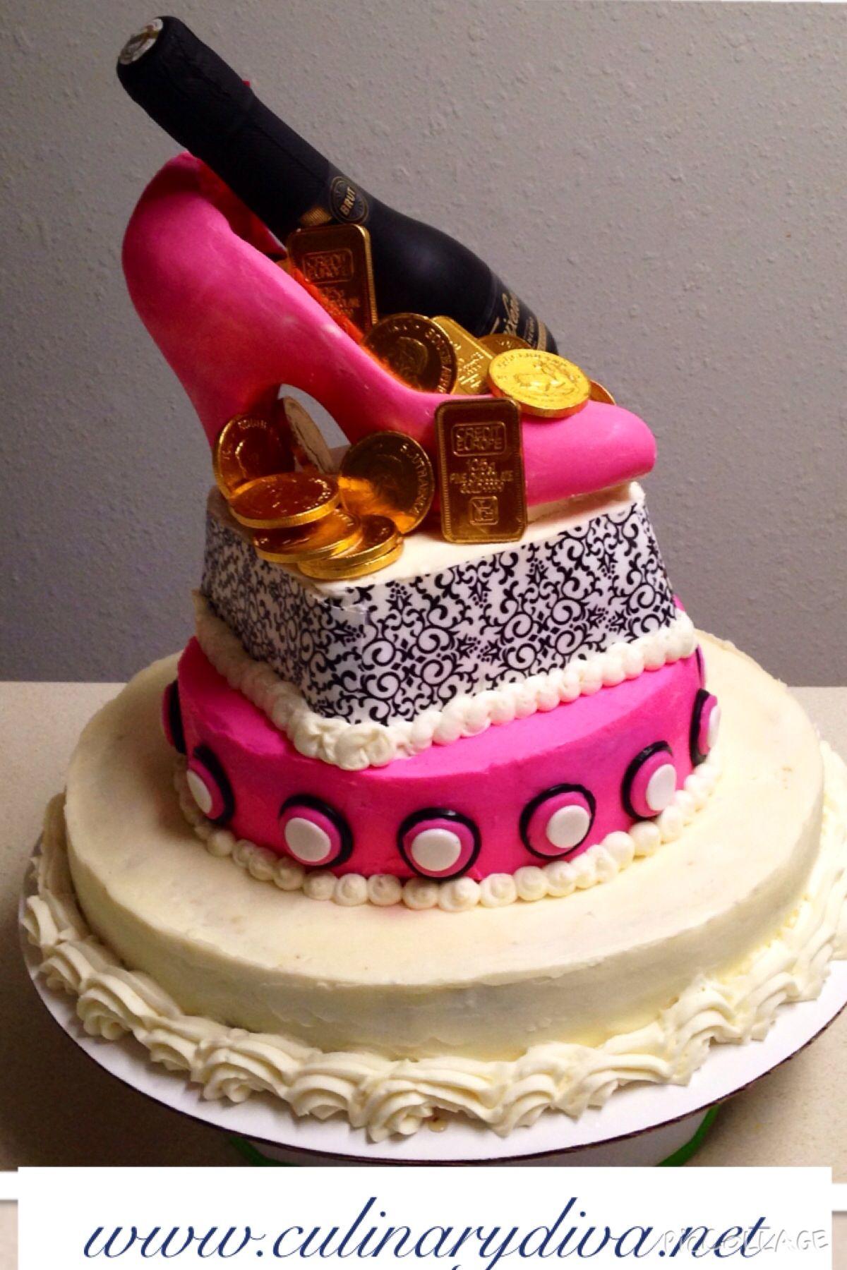 Boss Lady Birthday Cake Sweet Themes Cake Birthday