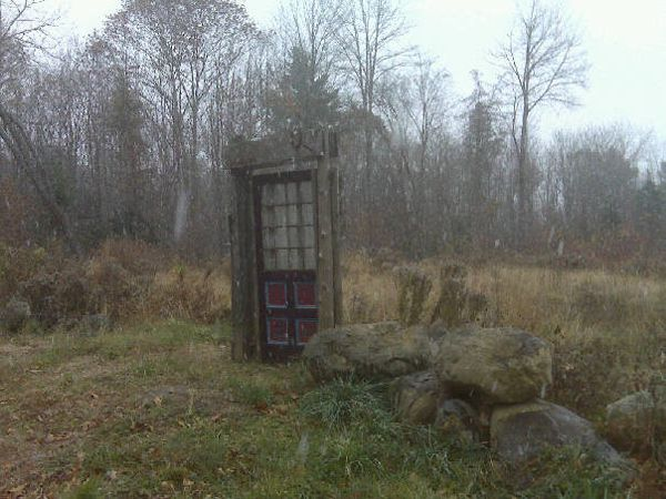 20 Entrances That Are Clearly Gateways To Narnia (#8 is my personal favorite).