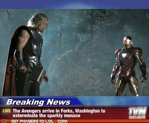 sci fi fantasy - This Should Be the Plot of the Avengers Sequel