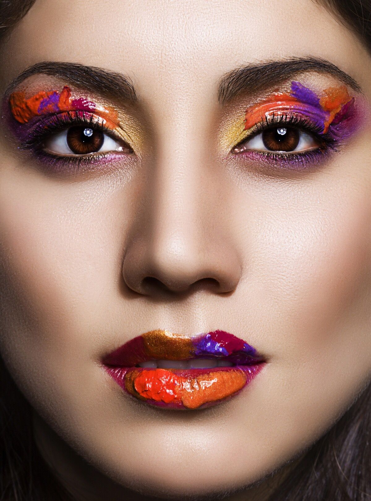 Pin by Nishith Sagar on Creative Makeup (With images