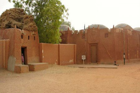 Image result for kano city wall