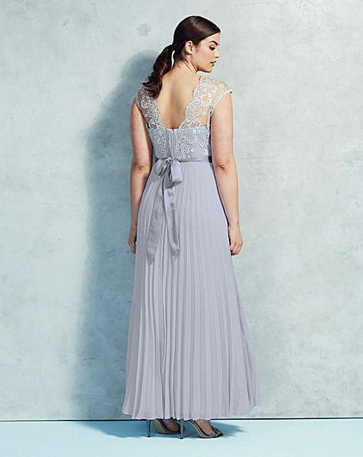 Coast Lori Arlie Maxi Dress | Simply Be | Wedding Attire | Pinterest ...