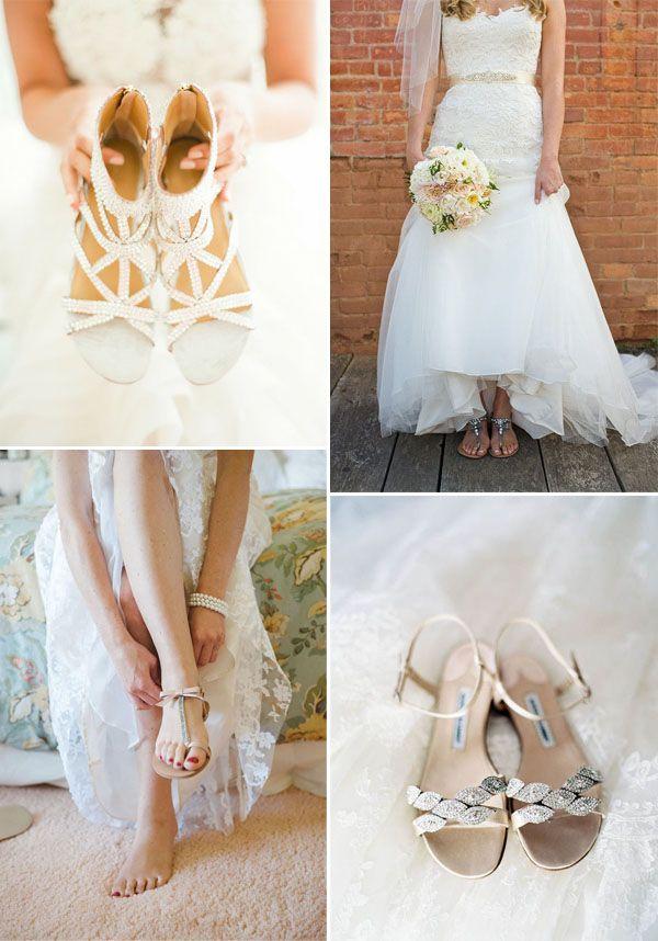 Scarpe Da Sposa Senza Tacco.Spose Senza Tacchi Abiti Da Sposa Di Pizzo Spose E Abiti Da Sposa