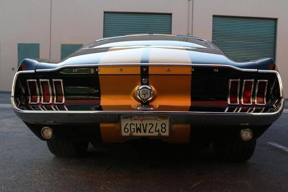 1967 Mustang Fastback Eleanor Daniel Padilla