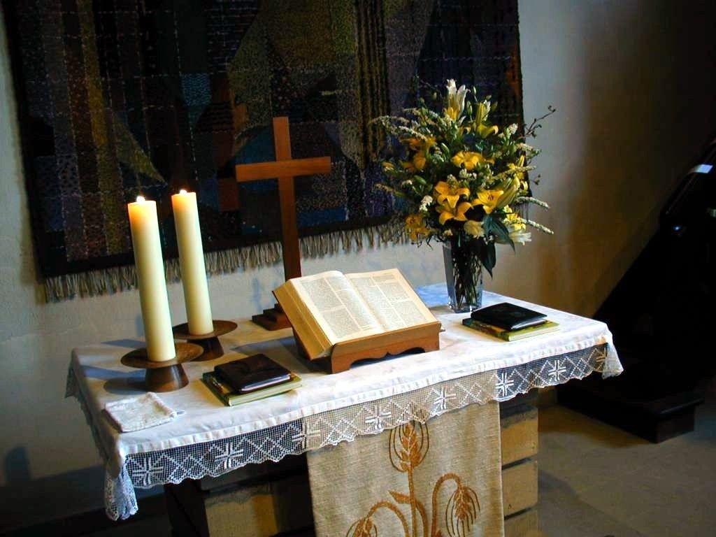 Home Artikel een protestants altaar waaraan zie je dat lees het in het artikel