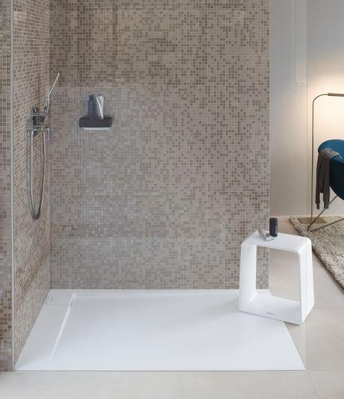 Komfortabel und praktisch Walk-in-Duschen