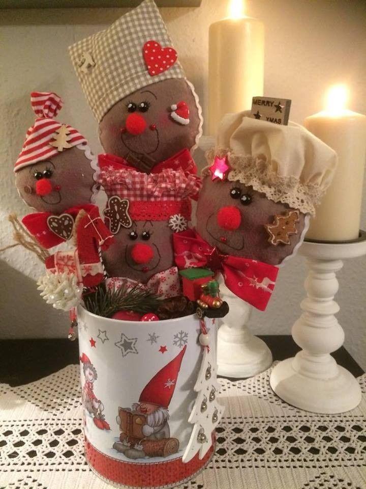 lebkuchen gesteck tilda art weihnachten advent handarbeit weihnachtsgeschenk in m bel wohnen. Black Bedroom Furniture Sets. Home Design Ideas