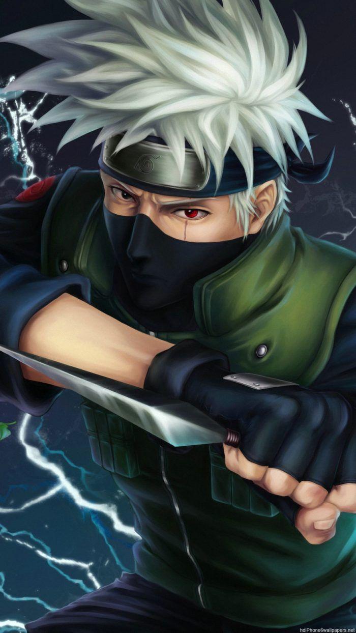 3d Kakashi Wallpaper Iphone Resolution 1080x1920 Naruto Kakashi Naruto Mobile Kakashi Hatake