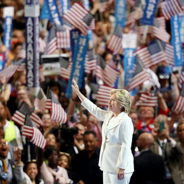Hillary Clinton's short concession speech is full of inspiring sentiments and powerful reminders for women and girls.