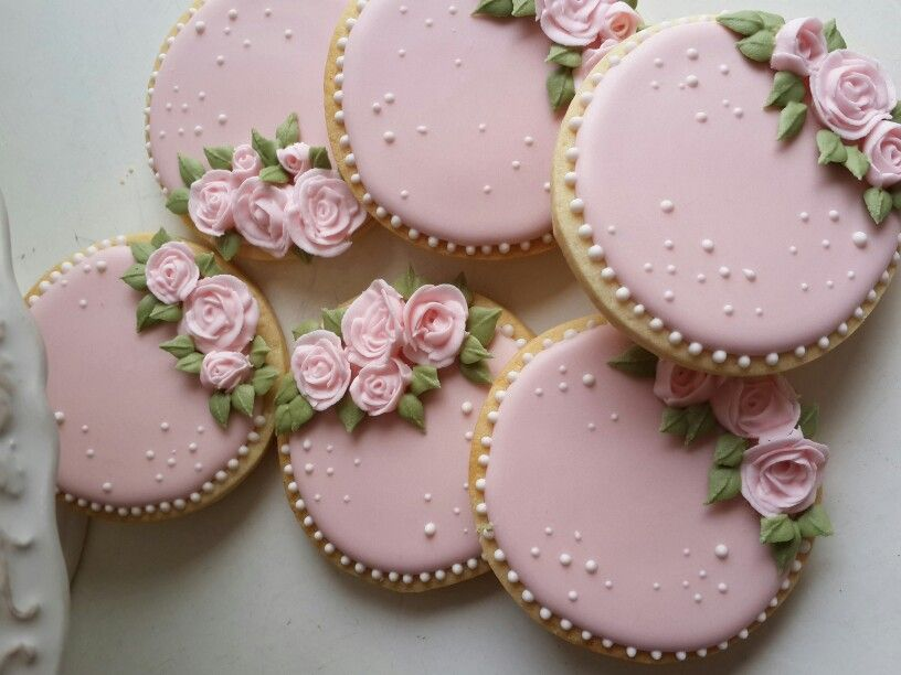 Royal Icing Cookies Decorated Cookies Pinterest