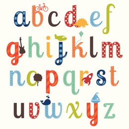Printable Alphabet Letters  Printable Alphabet Letters Printable