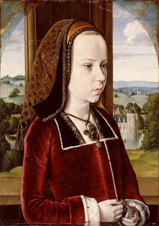 daughter of emp maximilianI