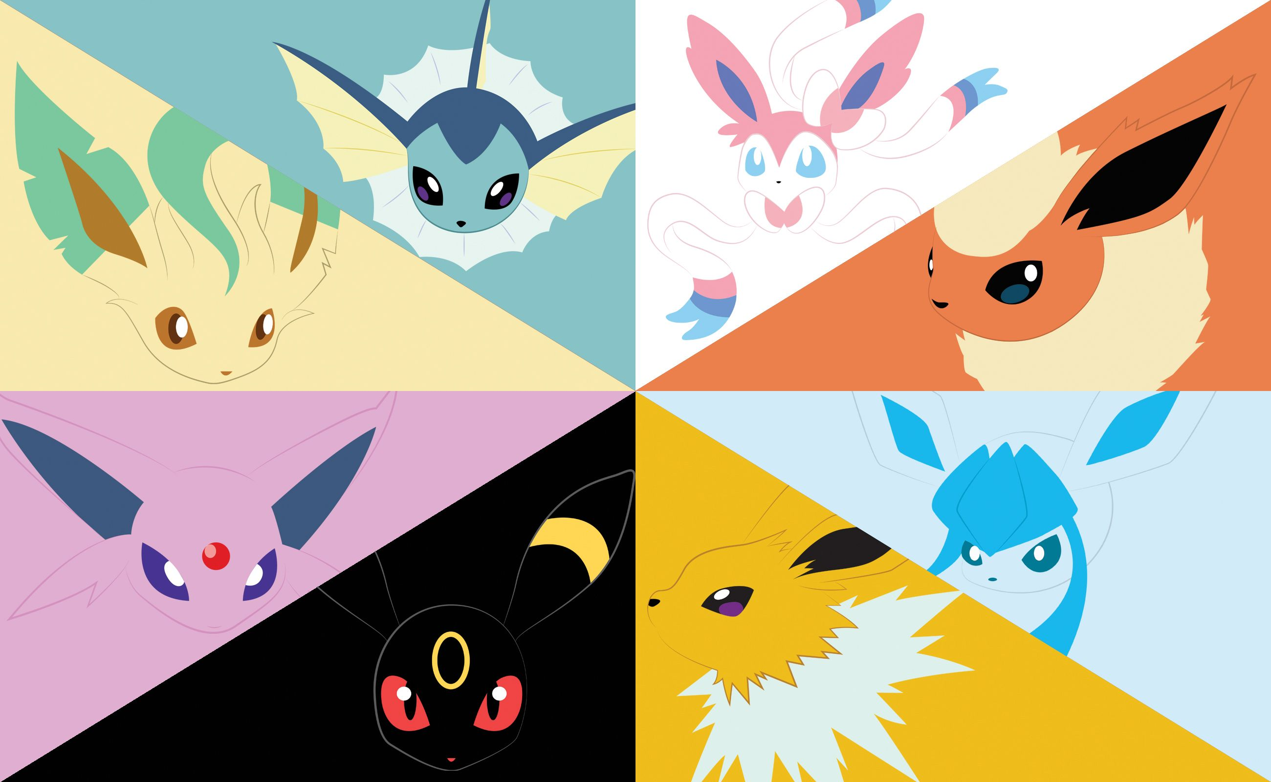 eevee evolution wallpaper Google Search Eevee