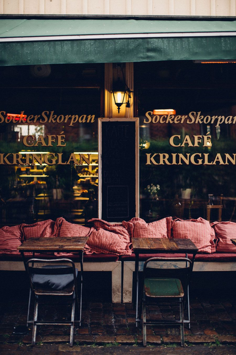 FORTY EIGHT HOURS IN GOTHENBURG (With