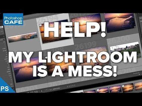How to restore lightroom catalog