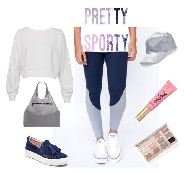 pretty sporty sporty boohoo and cosmetics