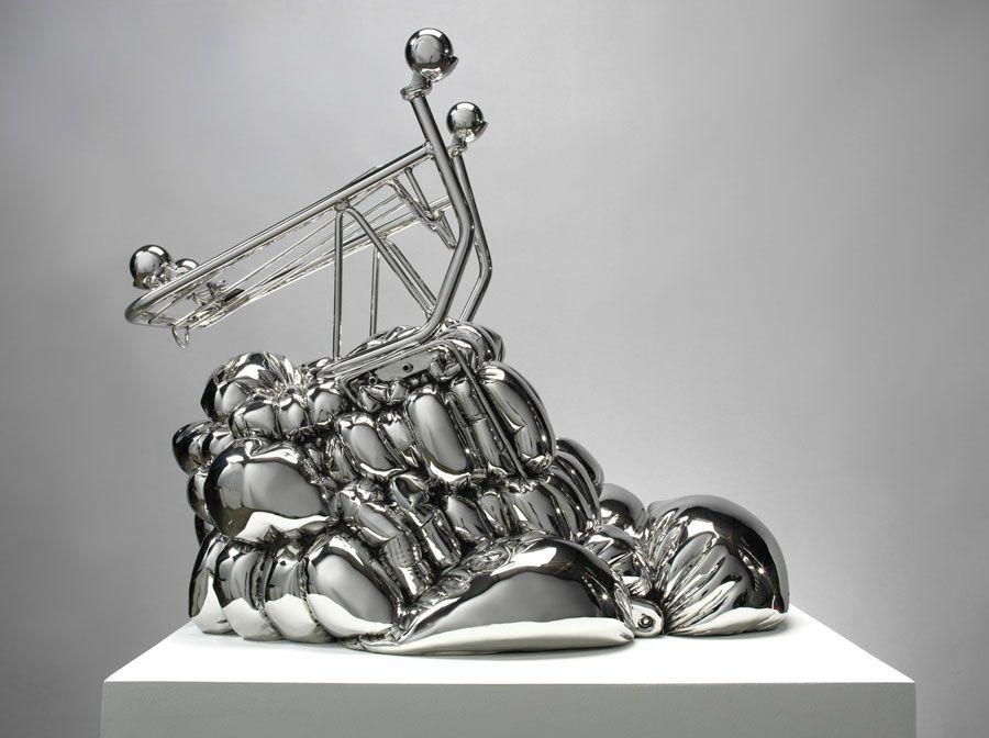 Joel Morrison stainless steel