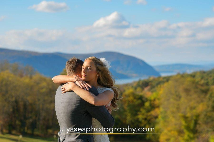Stunning Hudson Valley views at @thegarrisonny - NY wedding photographers Ulysses Photography