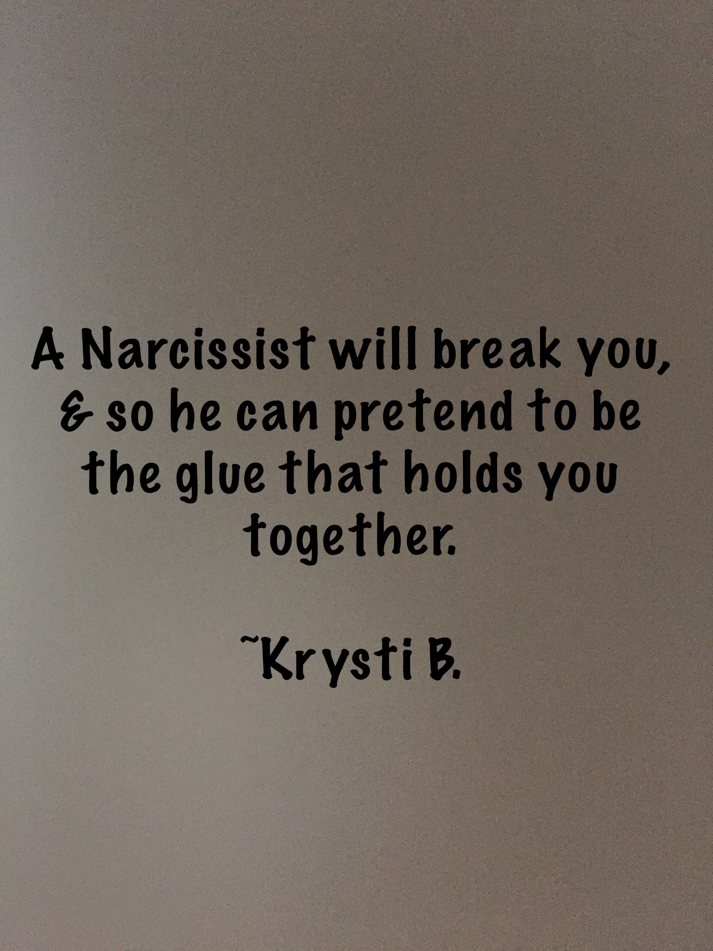 Former relationship, glue or break 37