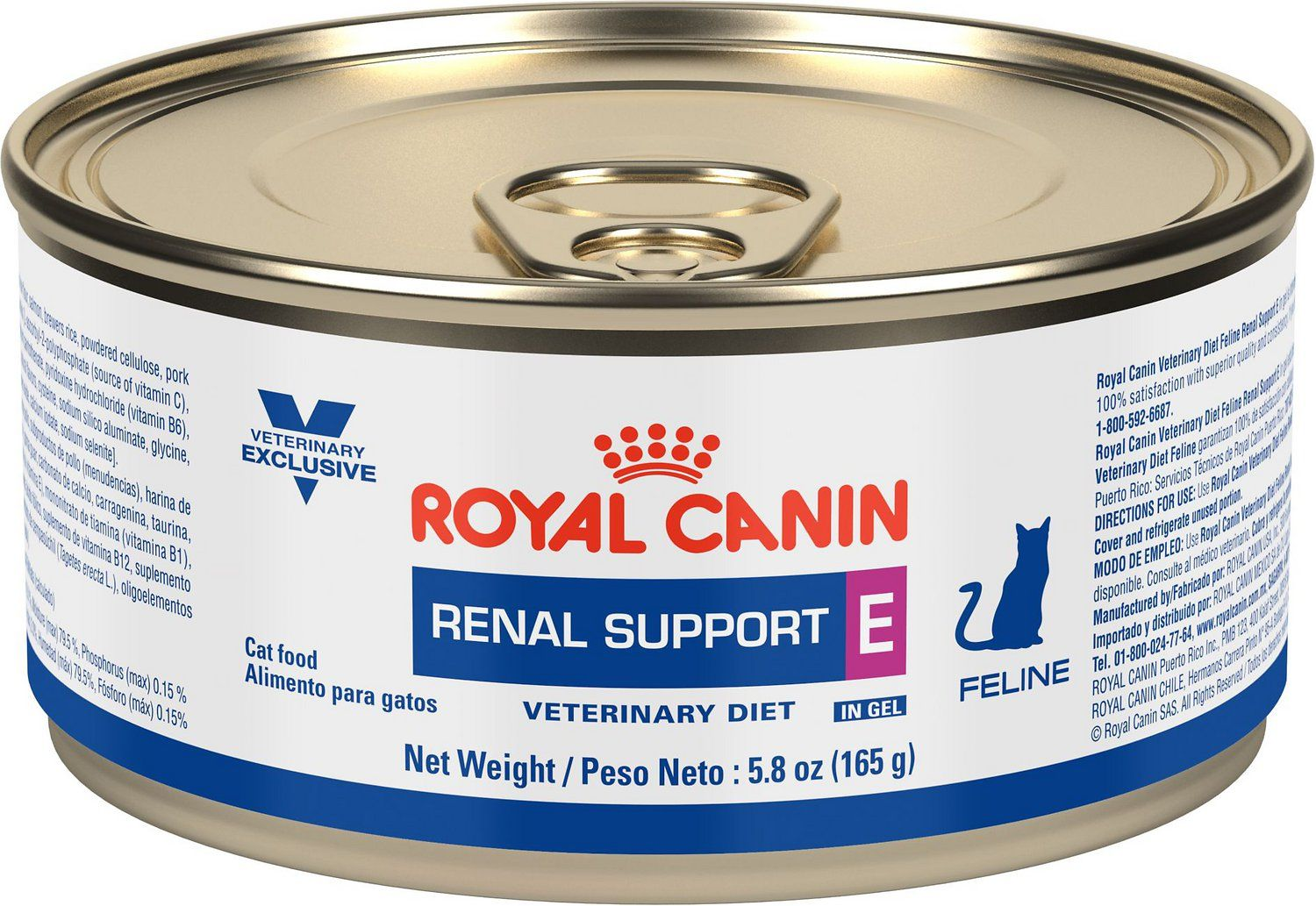 Royal Canin Veterinary Diet Renal Support E Canned Cat