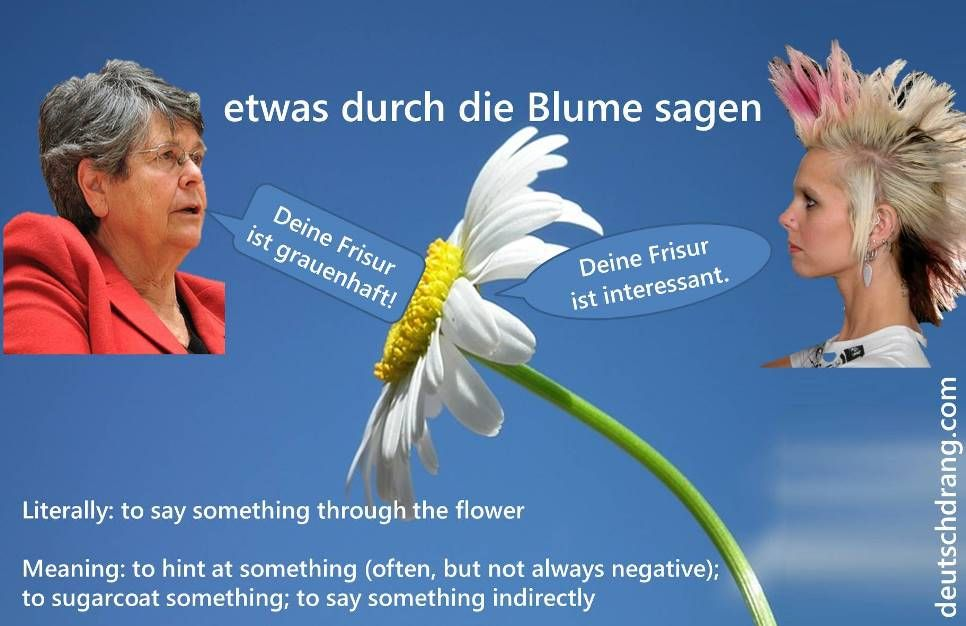 German IdiomsLearning German idioms through images (With