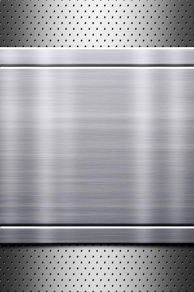 Stainless Steel Silver Wallpaper Glitter Wallpaper Samsung Wallpaper