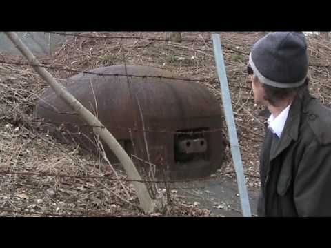 A visit to the maginot line france