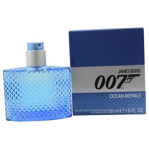 James Bond 007 Ocean Royale By James Bond Edt Spray 1 6 Oz