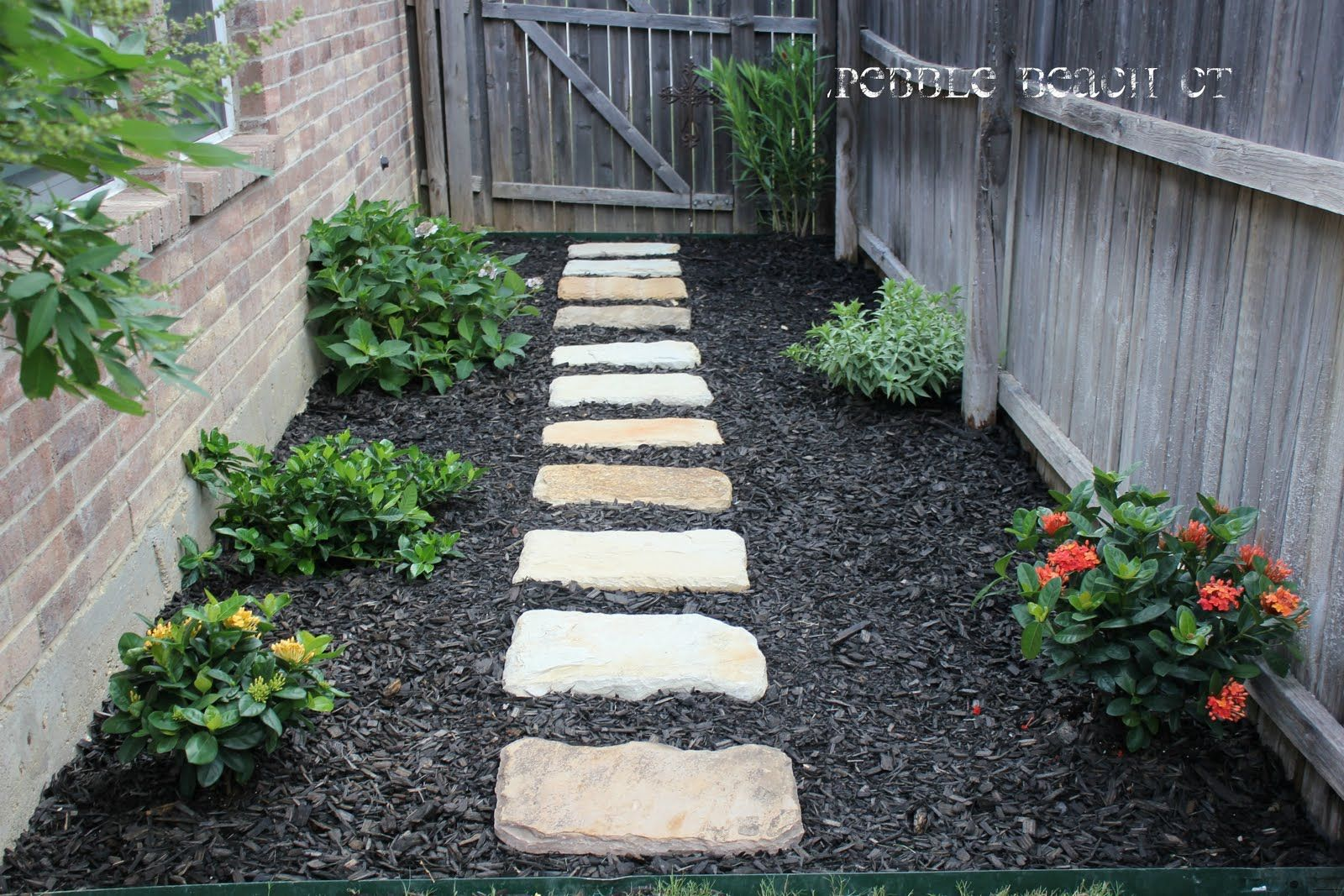 Side yard ideas  Grasses landscaping, Front yard landscaping