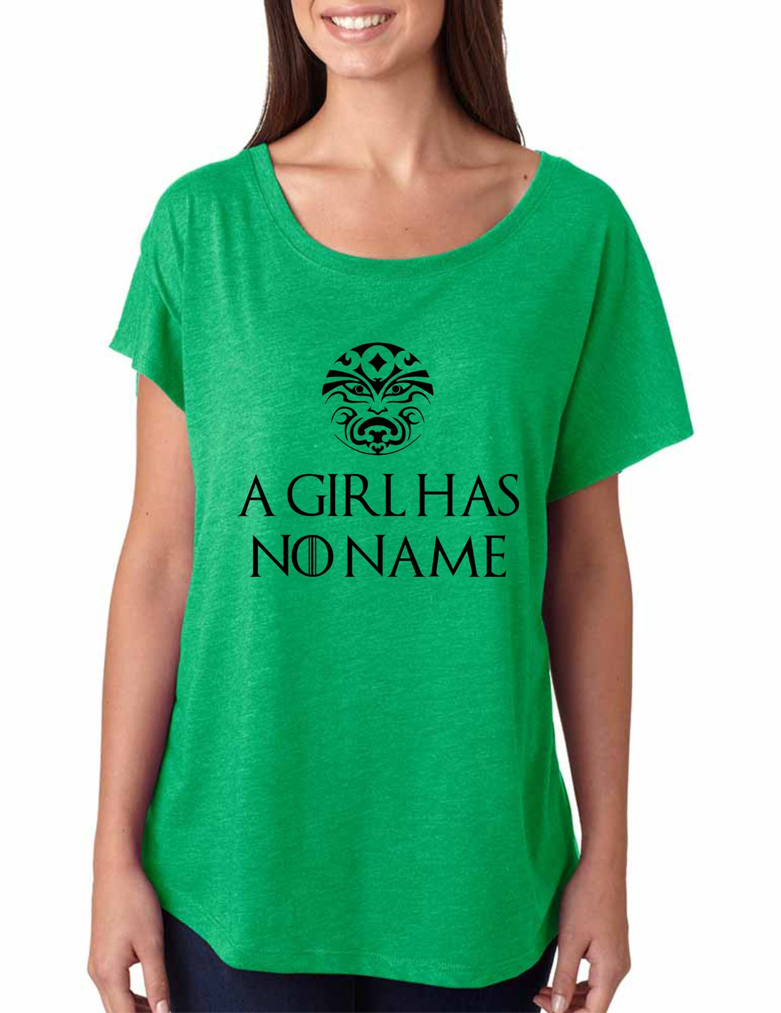 853810d2f A Girl Has No Name women tri-blend dolman shirt | Products | Shirts ...
