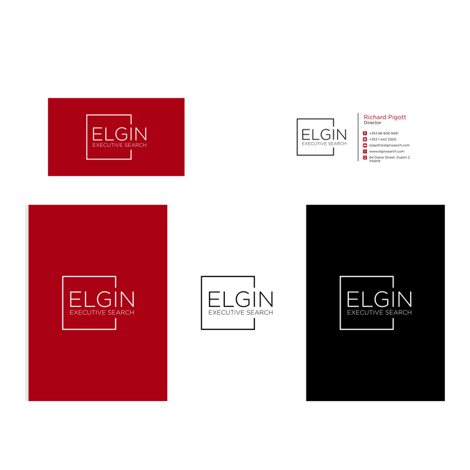 Create a luxury high end logo for an new executive recruitment business cards create a luxury high end logo for an new executive recruitment company by orak arik reheart Images