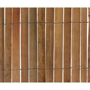 Fencing Split Bamboo 13 Lx5 H Kmart Bamboo Fence Fence Panels