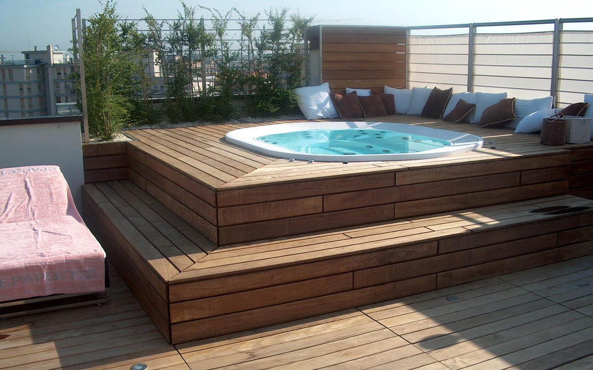 Bordi piscine mini swimming pool - Jacuzzi per esterno ...