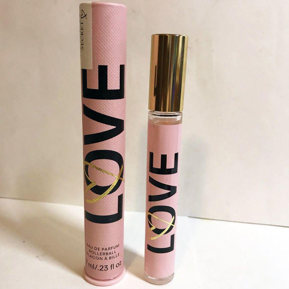 c914ba2094 Victoria's Secret LOVE Eau de Parfum Rollerball .23 oz New Authentic Women # VictoriasSecret