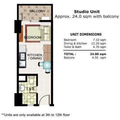 Floor Plan One Bedroom House Condo Floor Plans Sims House Design