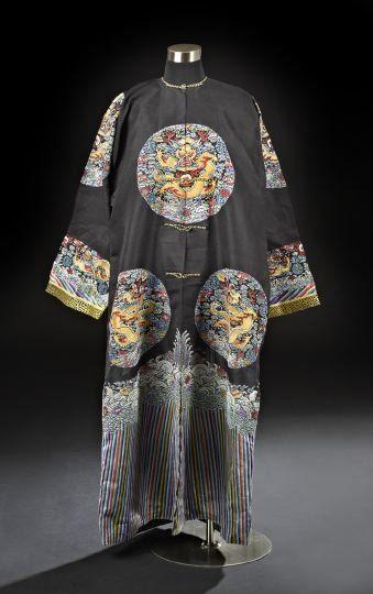 2a4ba7861fb06 616: Men's Mandarin Summer Robe on | Soft Exotic Mandarin design ...