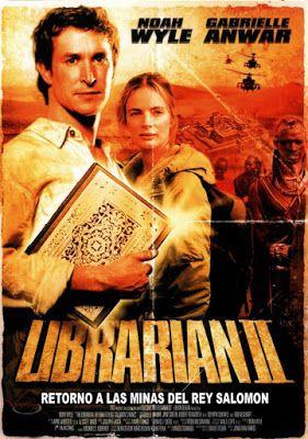 Diario De Frank El Bibliotecario 2 Librarian Amazon Movies Adventure Movies