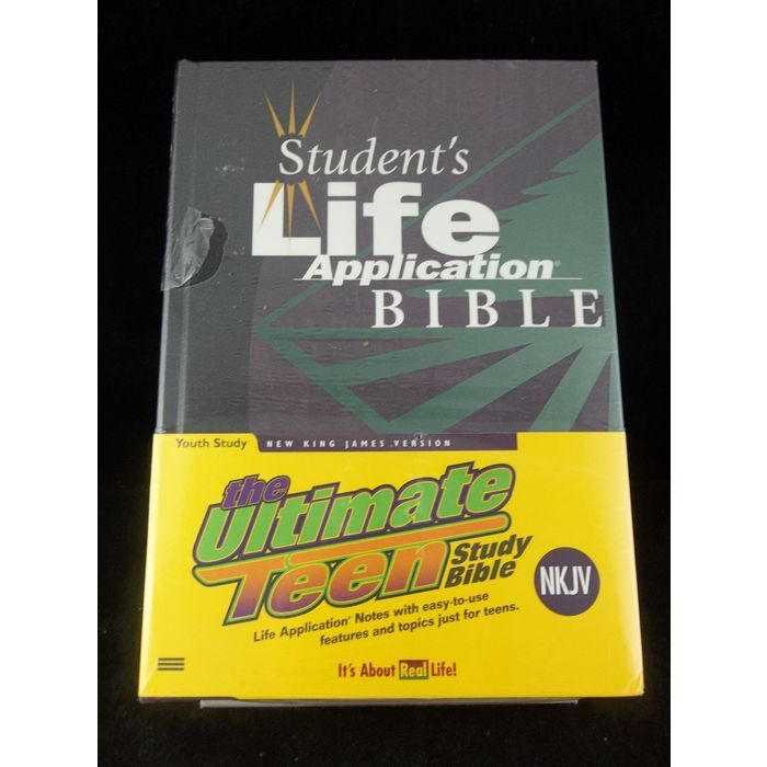 Student's Life Application Bible New King James Version