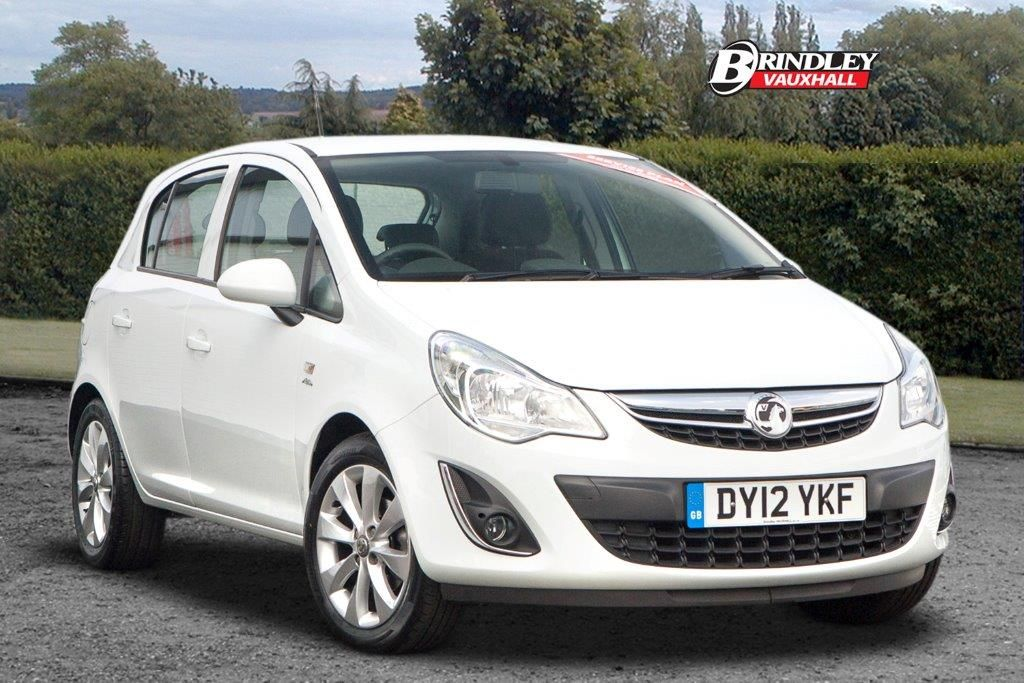 Make Vauxhall Model Corsa Active Miles 17,825 Price £